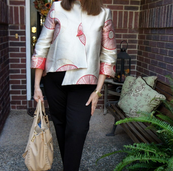 A Reader Question About Fashion Inspiration