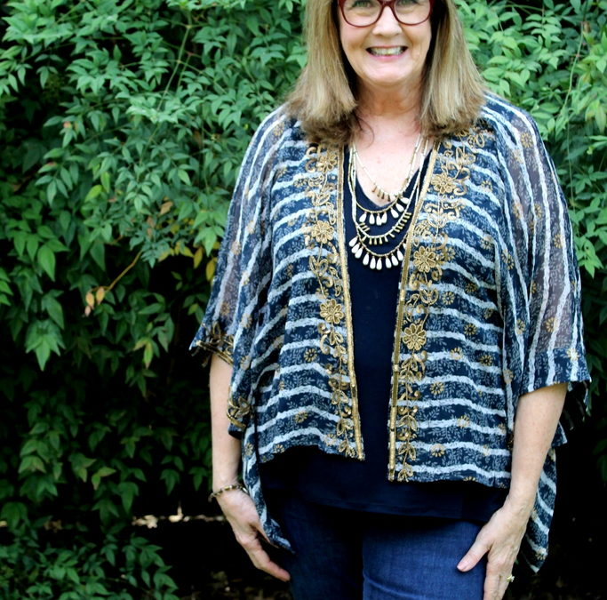 Fashion Over 50:  Monthly Style Tip for July