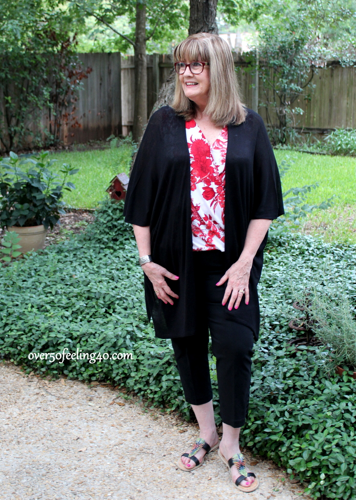 IMG 4108 - Vogue Over 50: Informal Black In Summer season Months