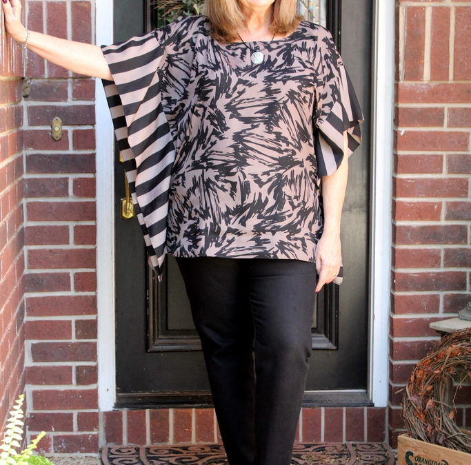 Fashion Over 50:  Monthly Style Tip for August