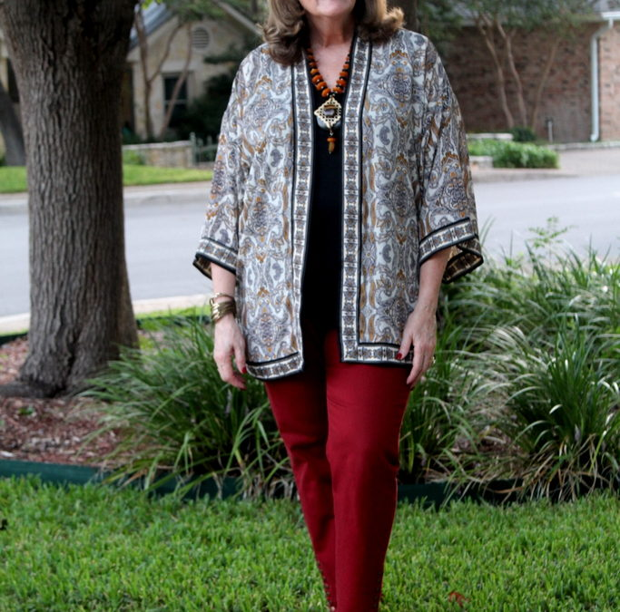 Pattern Mixing for Fall Fashion 2018: How Far Will You Go?