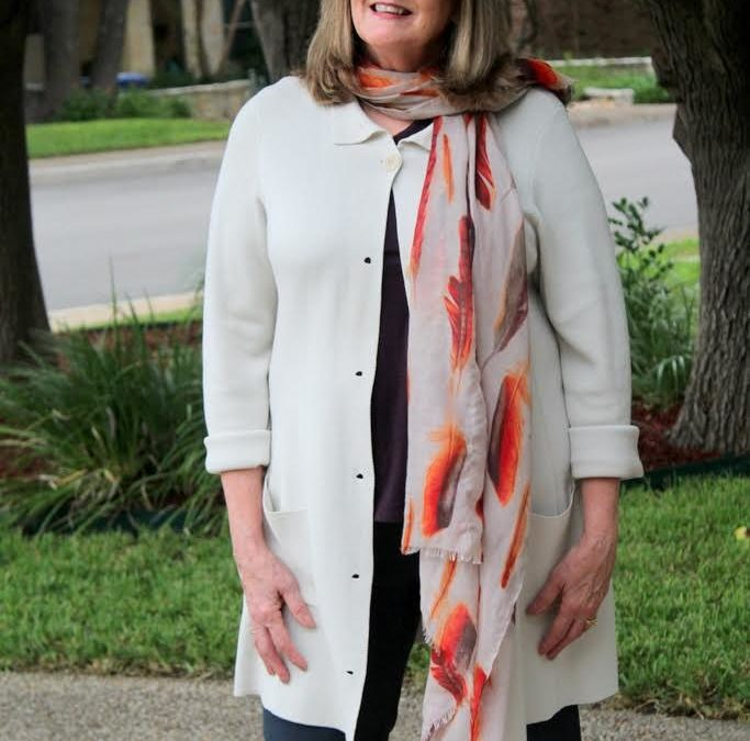 Fashion Over 50:  Monthly Style Tip for September
