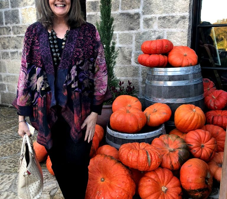 Texas Wine Festival: Part 2 at the Becker Winery