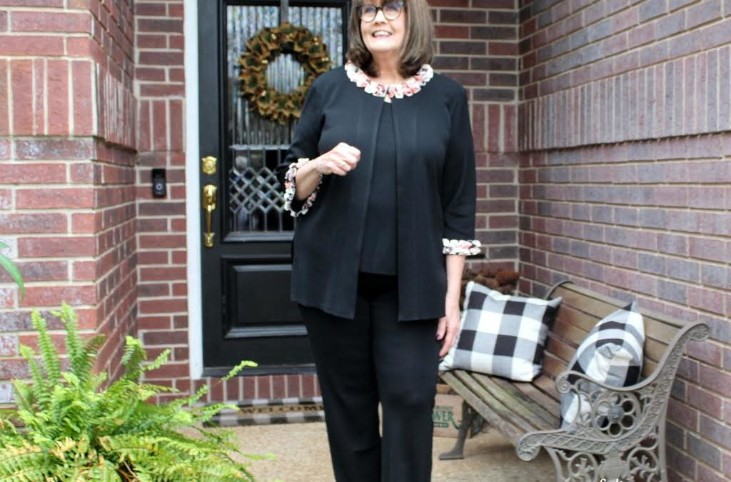 Ming Wang Fashions: A Worry Free Wardrobe Over 50