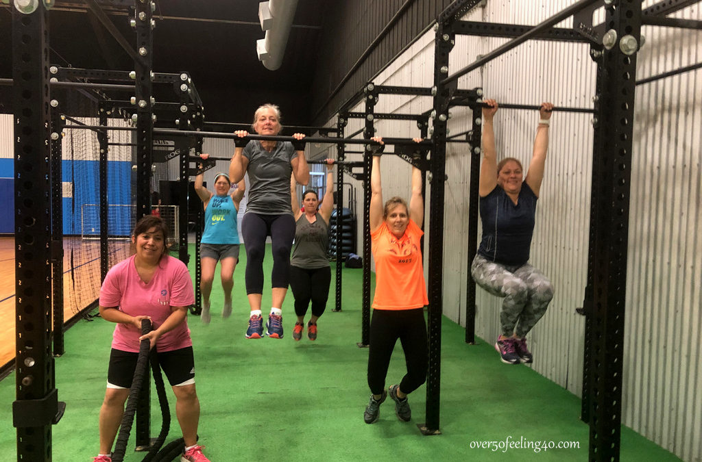 Working Out: Age Has Nothing to Do with It
