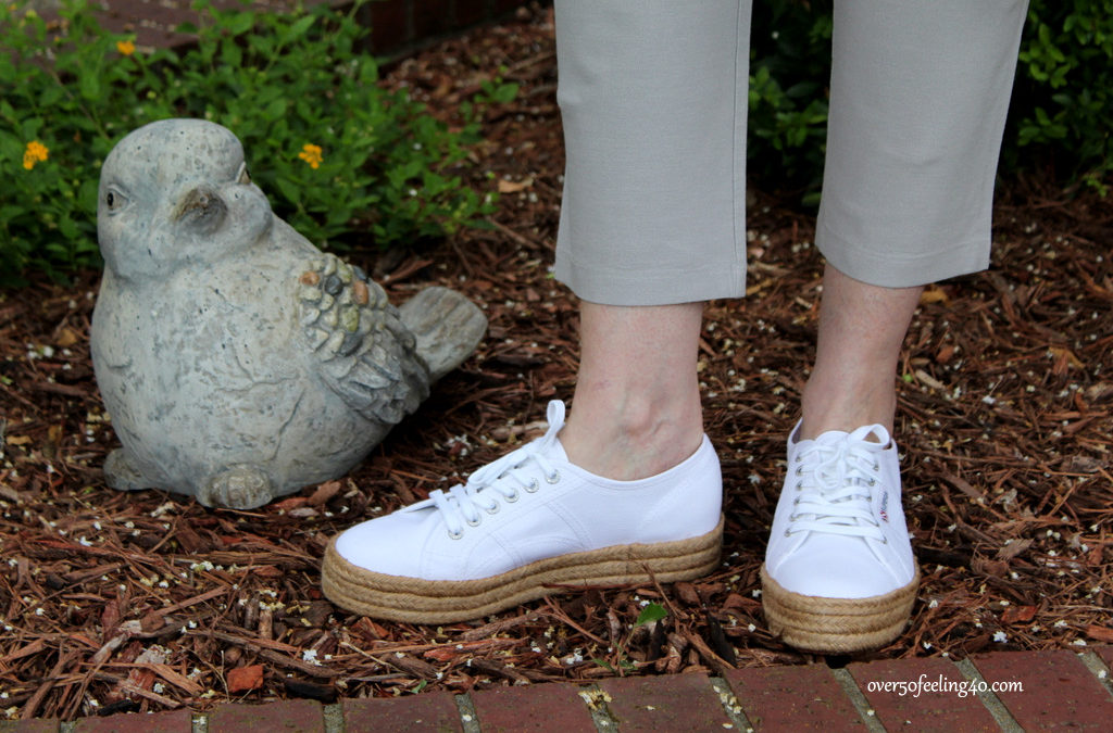 A Little Bird Told Me About Soft Surroundings Shoes