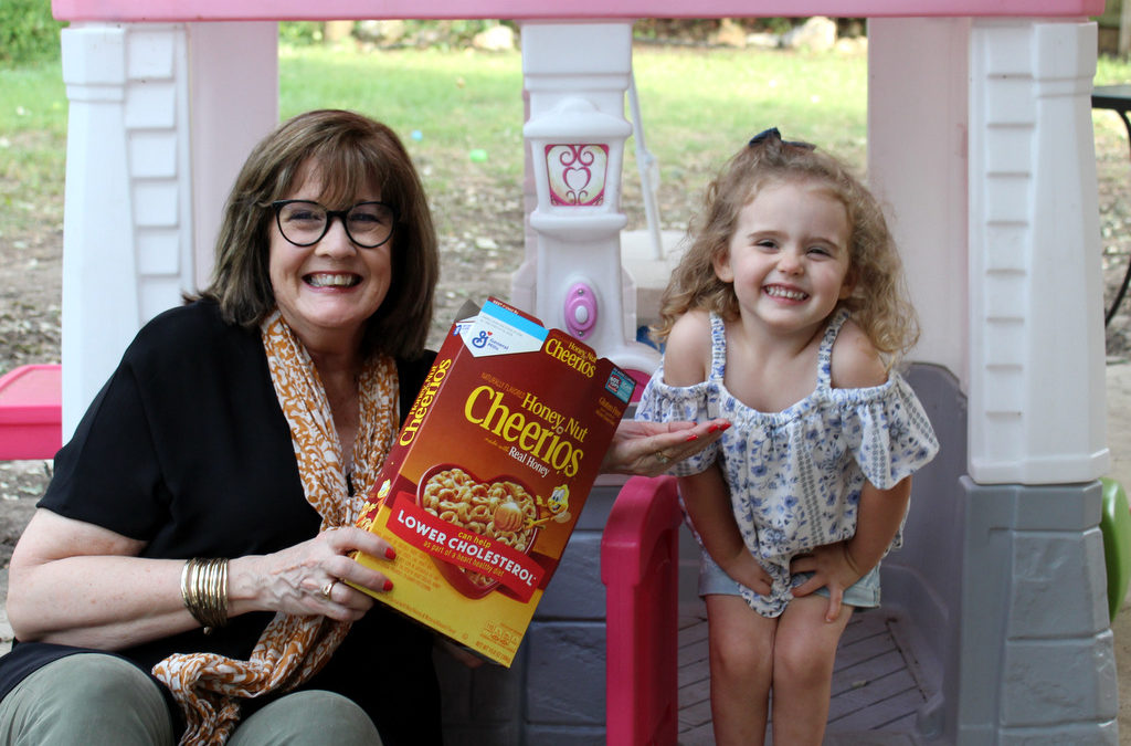 Celebrating a Legacy of Honey Nut Cheerios and a New Role as a Happy Heart Hero