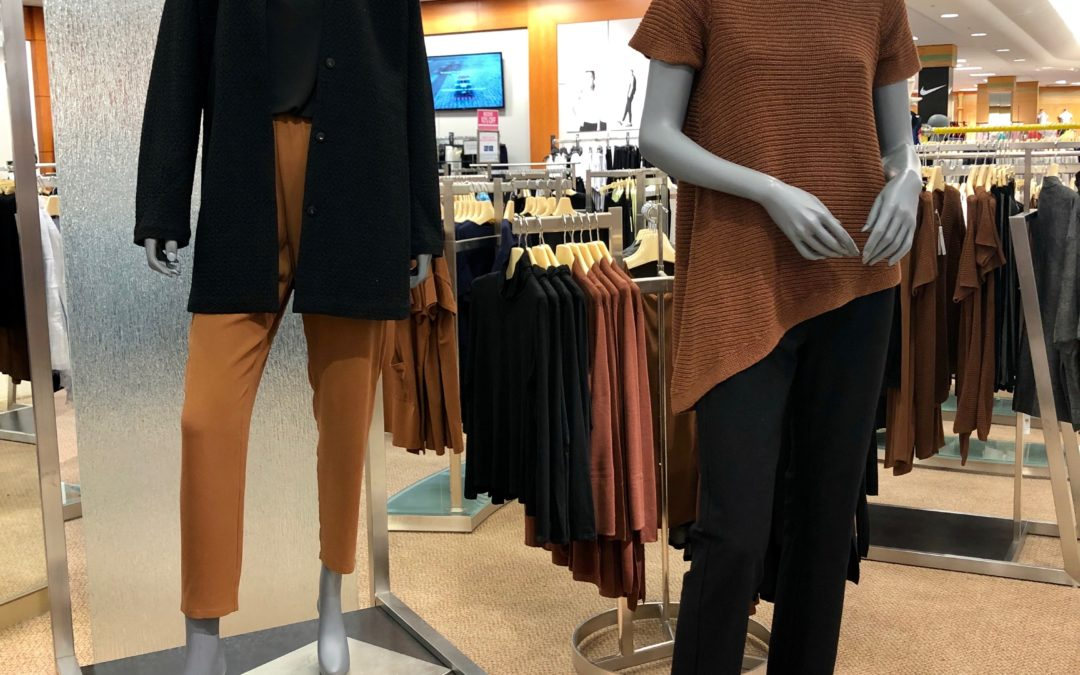 Fall Fashion Trends 2019: Black & Brown