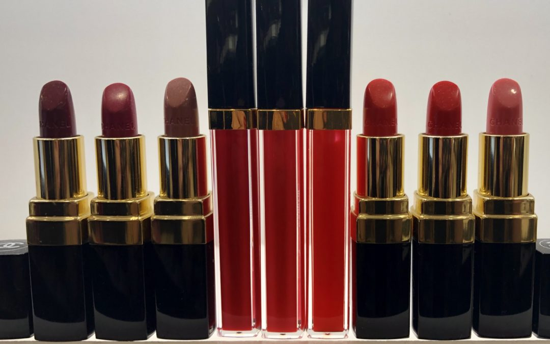 Fall Beauty Trends and Tips from Chanel at Dillard's