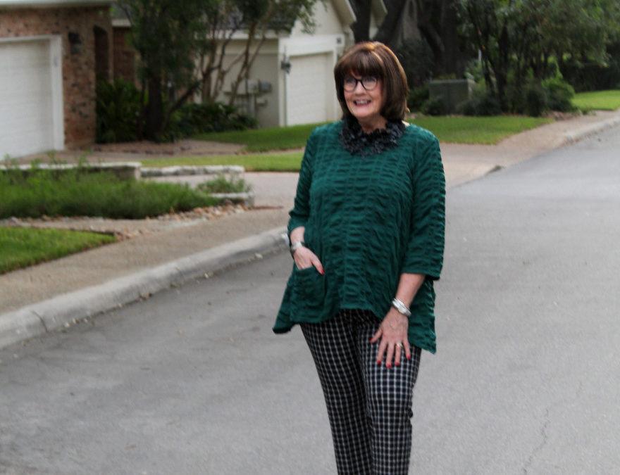 Fall Fashion Trends 2019: Plaid and/or Windowpane Pants