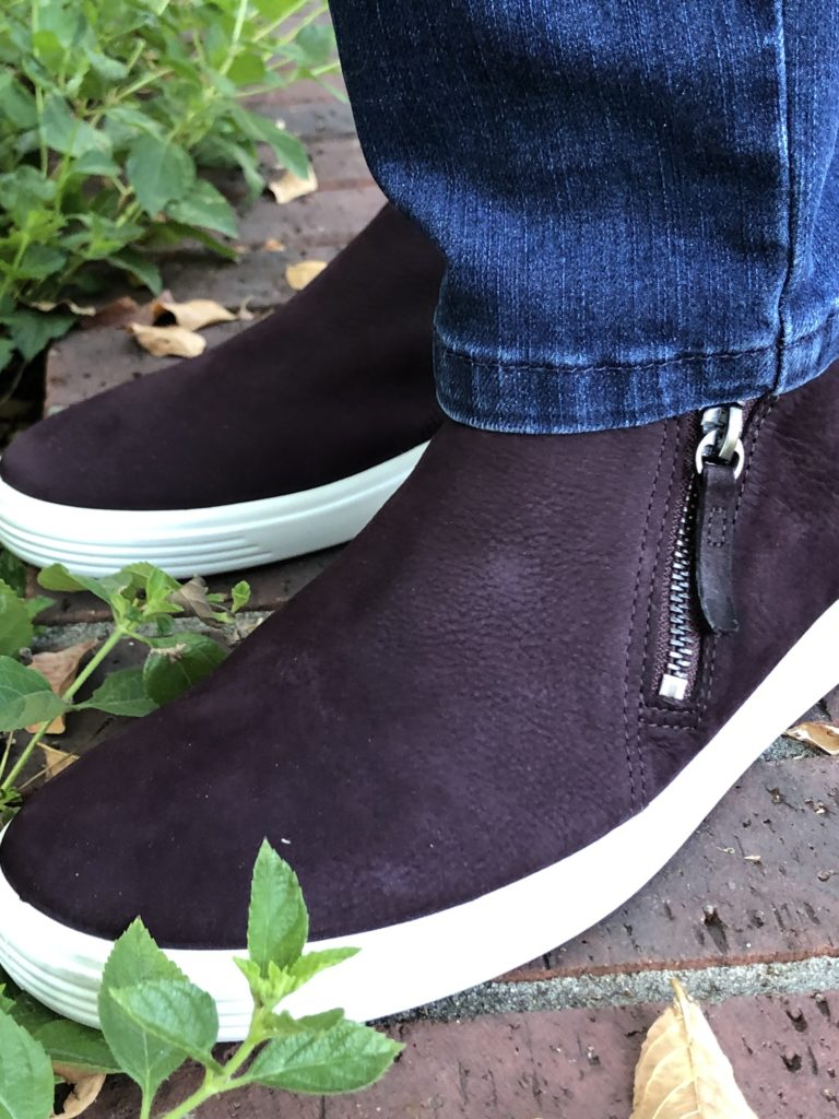 Ecco Footwear at Dillards: The Answer for My Fall Comfort