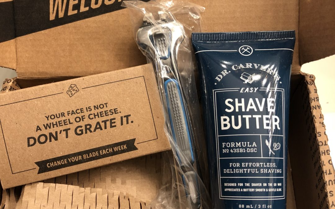 You are a Gift-Giving Superstar with Dollar Shave Club