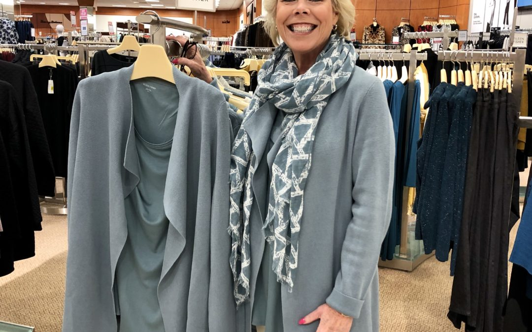 A Lunchtime at Dillards with Friends….Plus One More Piece of Advice!