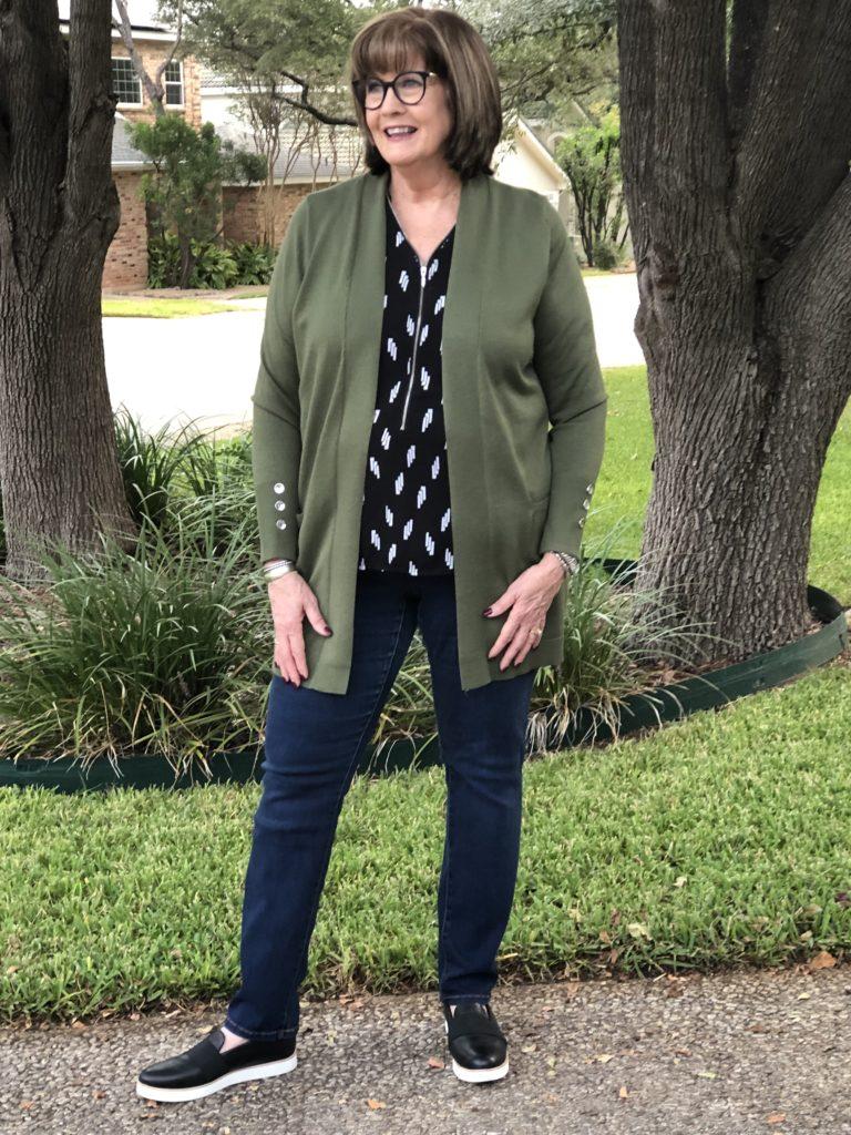 Pamela Lutrell's Fall 2019 style tip