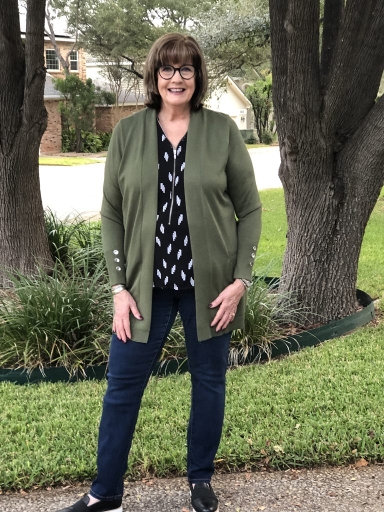 Over 50 Feeling 40 Style Tip for Fall 2019