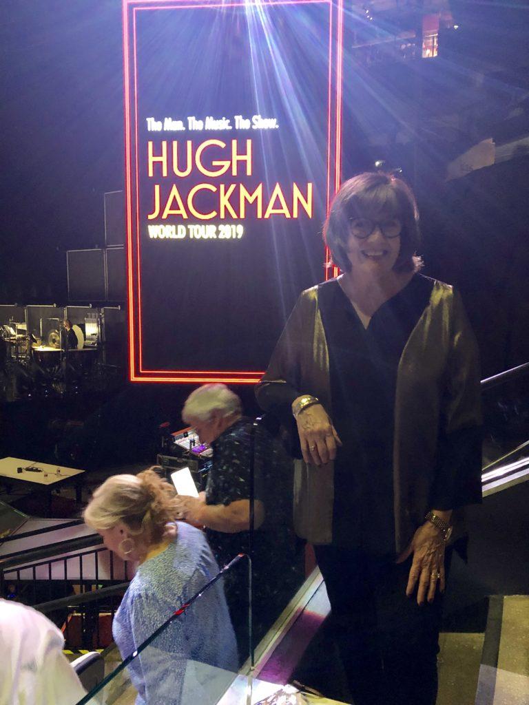 Over 50 Feeling 40 at Hugh Jackman Live