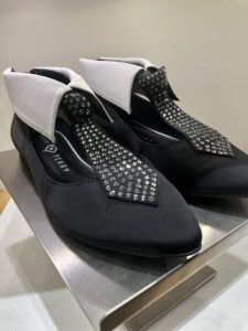 Over 50 Feeling 40 and Tuxedo Shoes