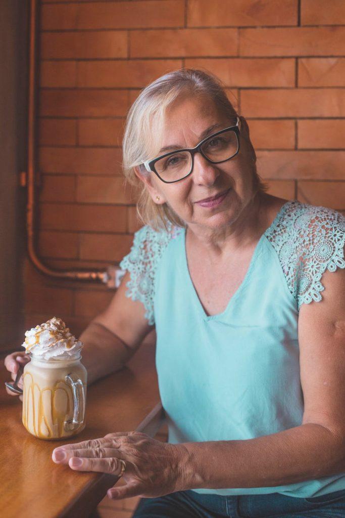 Pamela Lutrell shares news for women over 50