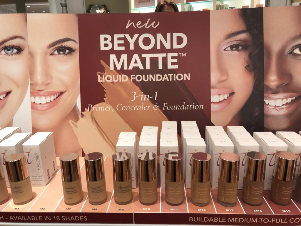 Beyond Matte on Over 50 Feeling 40