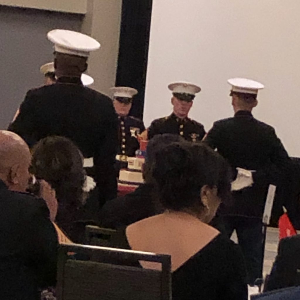 Marine Ball San Antonio 2019