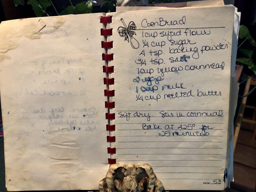 Pamela Lutrell Cooks Cornbread