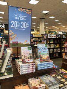 Pamela Lutrell promotes book clubs