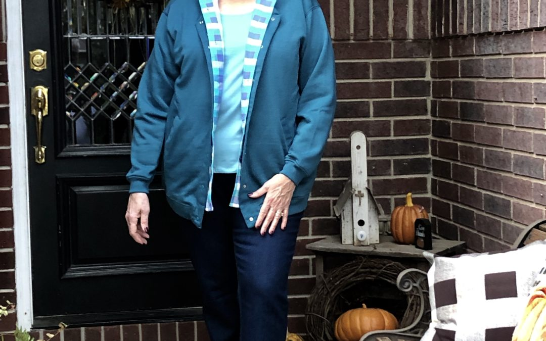 Layer Up for Fall in Style from Blair