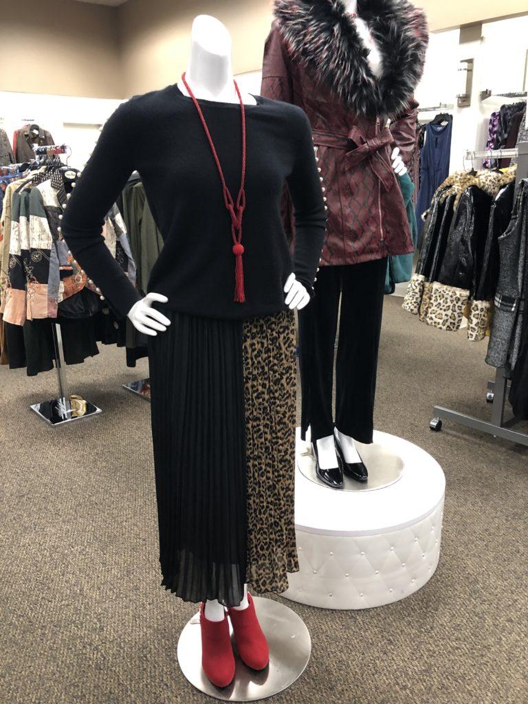 What women over 50 wear