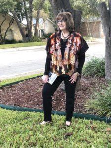 Over 50 Feeling 40 in Soft Surroundings Jeans
