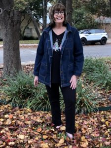 Over 50 Feeling 40 in Catherines Holiday Plus Size Clothing