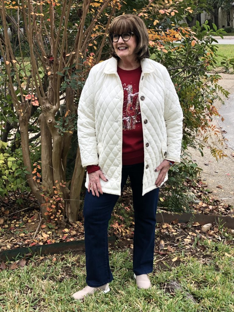 Over 50 Feeling 40 in Fall 2019 Collection at Blair