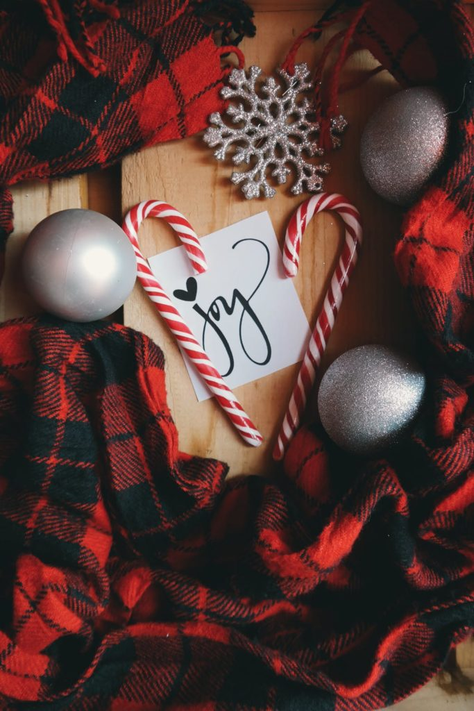Over 50 Feeling 40 shares joy at Christmas