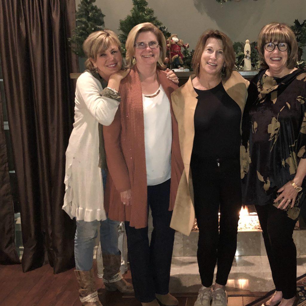 Pamela Lutrell Christmas Dinner