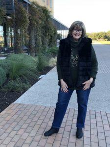 Pamela Lutrell how accessories define style