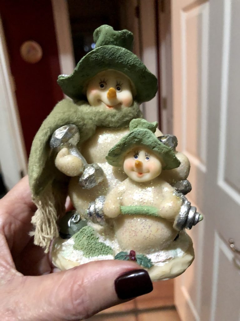 Pamela Lutrell adds to holiday collections at Goodwill