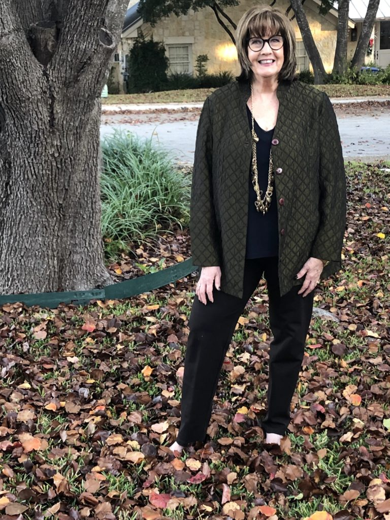 Pamela Lutrell stretches holiday money at Goodwill SA
