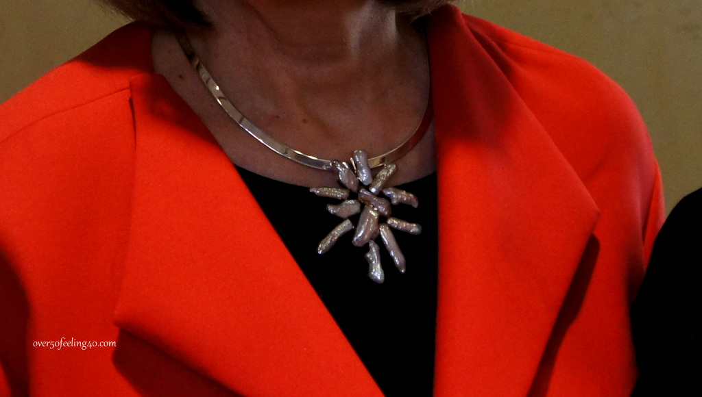Pamela Lutrell shares a street style accessory