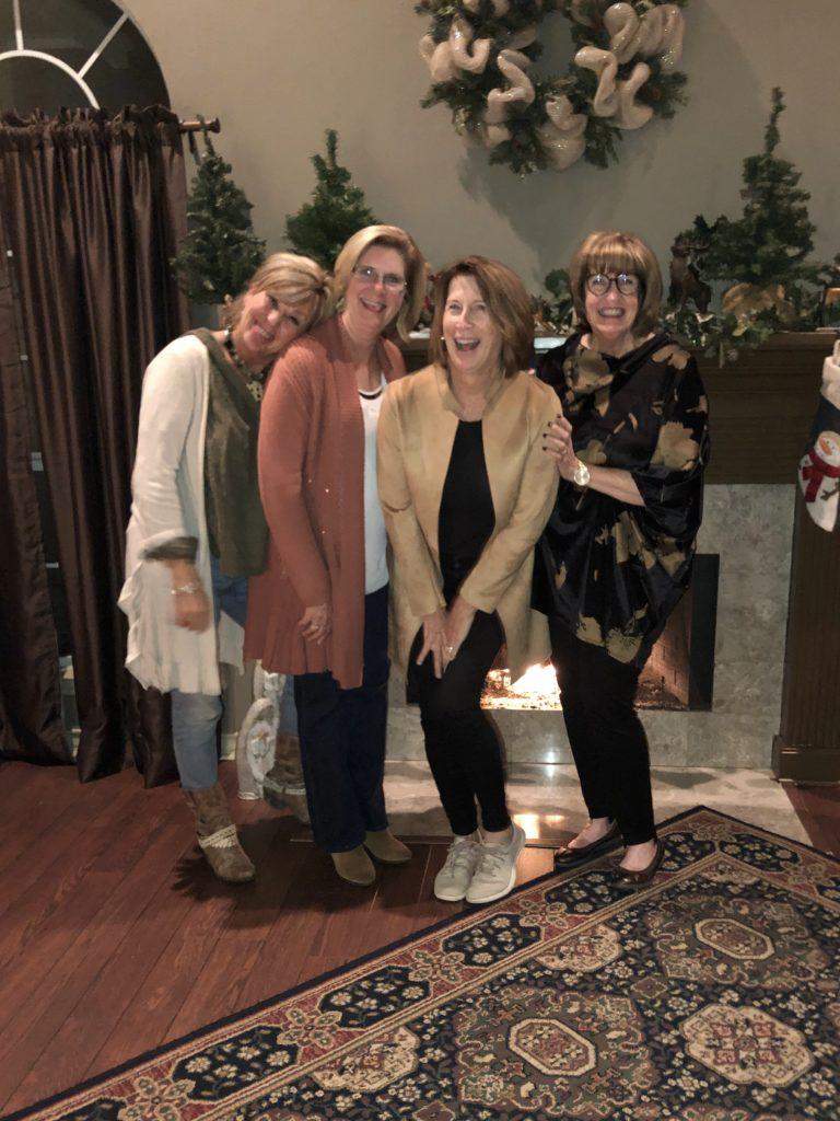 Over 50 feeling 40 Christmas Dinner