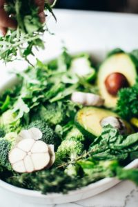 Pamela Lutrell discusses healthy eating