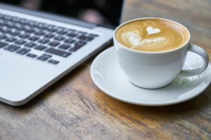 Grab coffee for news with Pamela Lutrell