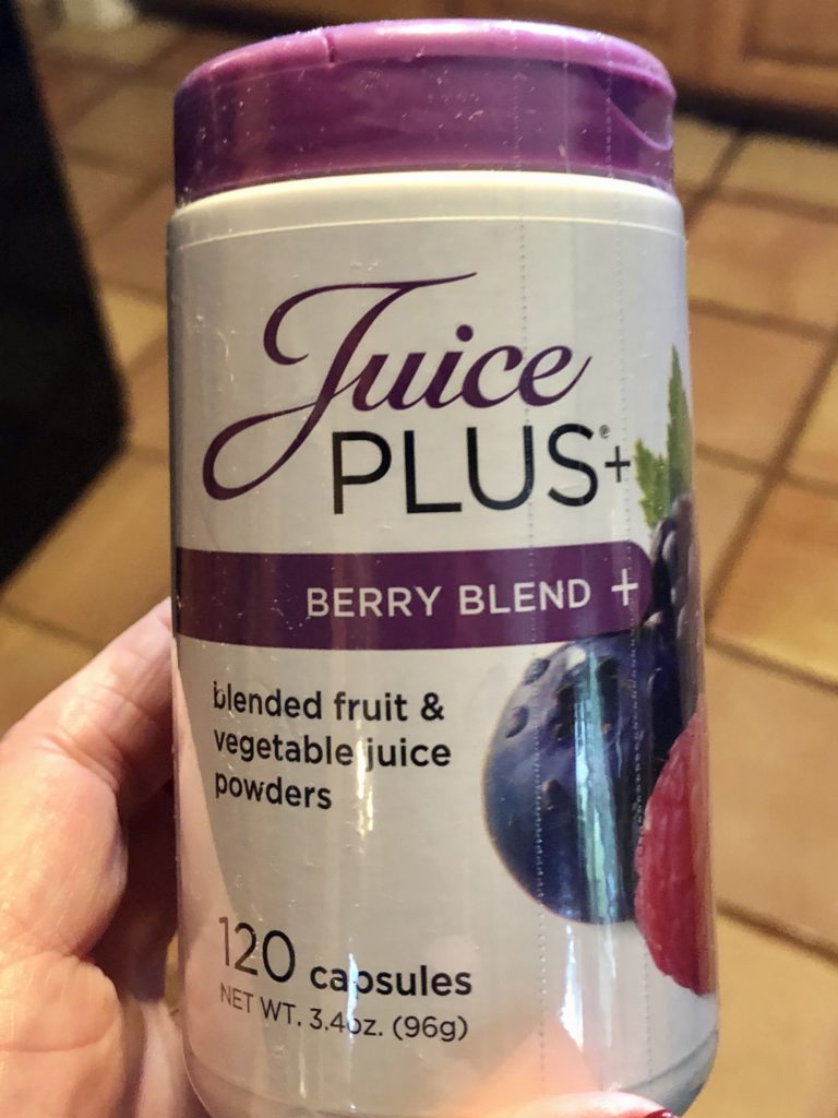 Pamela Lutrell recommends Juice Plus