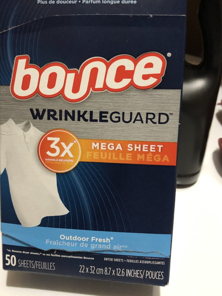 Pamela Lutrell reviews Bounce Dryer Sheets