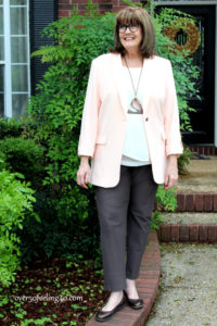 Pamela Lutrell discusses her style adjectives