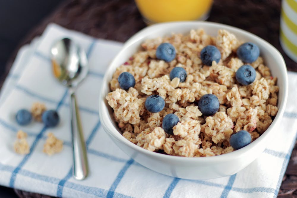 Pamela Lutrell shares about healthy oatmeal