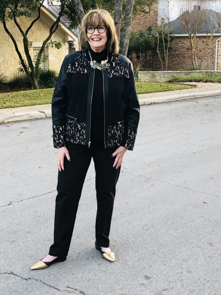 Pamela Lutrell on what to wear to a job interview