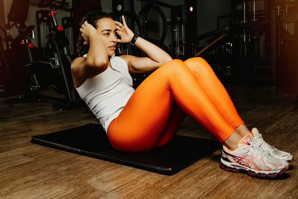 Pamela Lutrell shares news on exercise