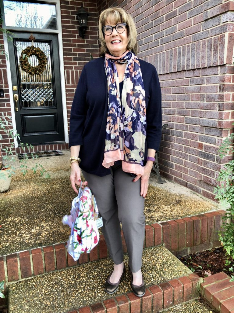 Pamela Lutrell discusses what to wear to a shower
