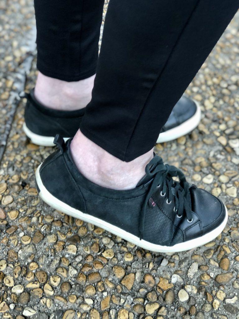 Over 50 Feeling 40 in midcut SHEEC socks