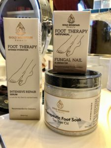 Pamela Lutrell on All-Natural Foot Care