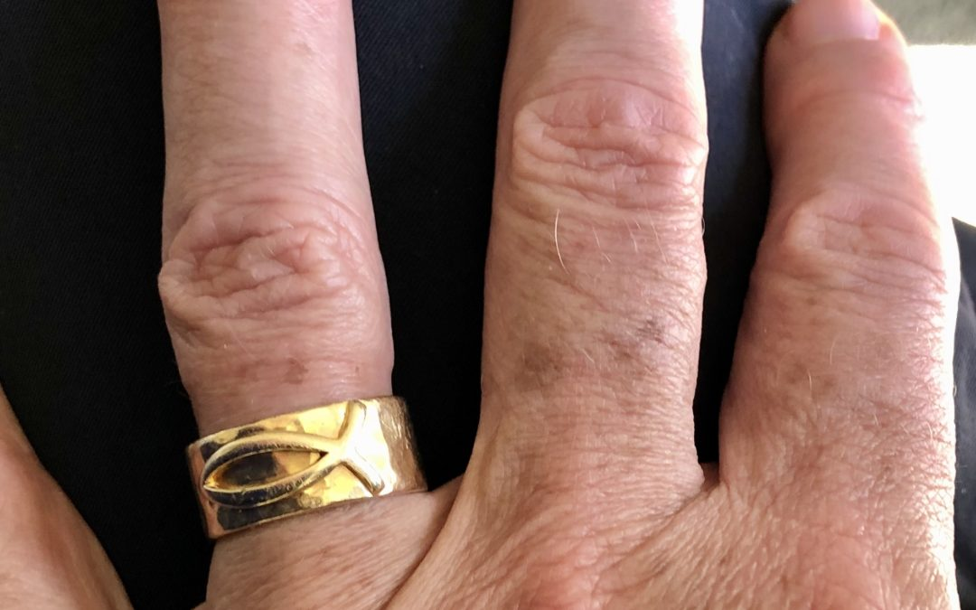 A 35-Year Love Story with Mr. B, James Avery Craftsman, and Me
